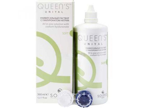 Раствор Soleko S.P.A Queen's UniYal 360 ml