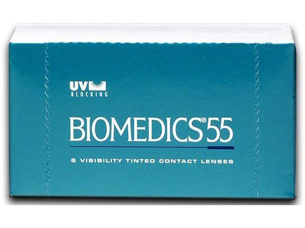Контактные линзы Biomedics 55 UV (6 линз)