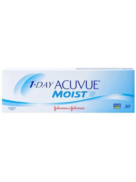 Контактные линзы 1-Day Acuvue Moist 30 линз