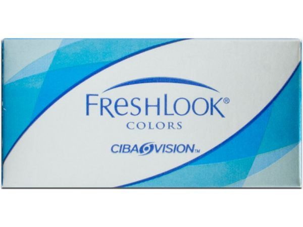 Цветные линзы FreshLook Colors 2 линзы (1 пара)