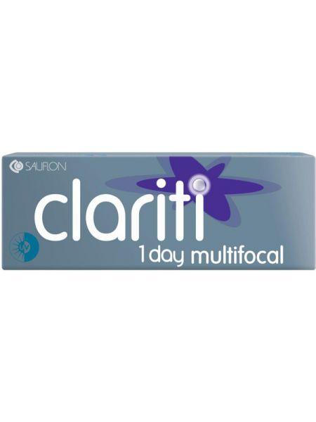 Контактные линзы Clariti 1-day Multifocal 30 шт.