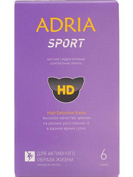 Контактные линзы Adria SPORT 6 шт.