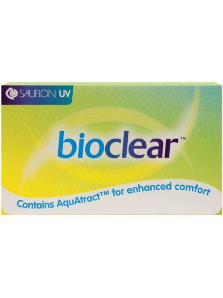 Контактные линзы Bioclear 6 линз (3 пары)