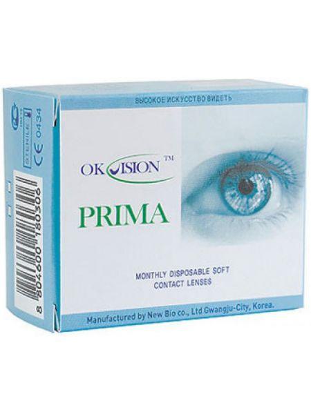 Контактные линзы Prima (6 линз)