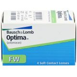 Контактные линзы Optima FW 4 линзы (2 пары)