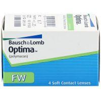 Контактные линзы Optima FW 4 линзы