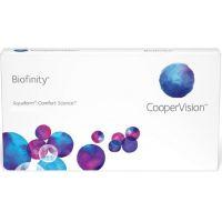 Контактные линзы Biofinity 3 шт.