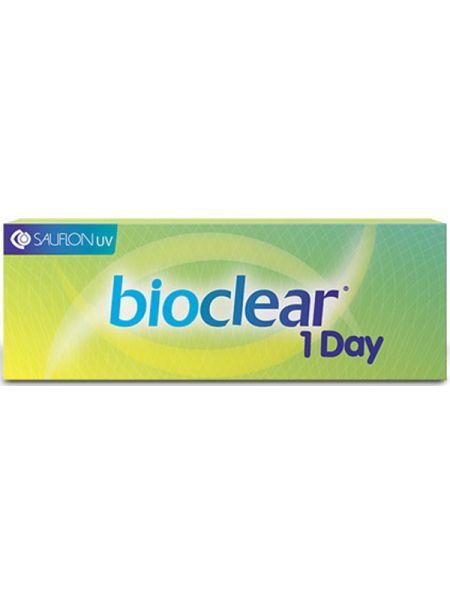Контактные линзы Bioclear 1-Day 30 линз (15 пар)
