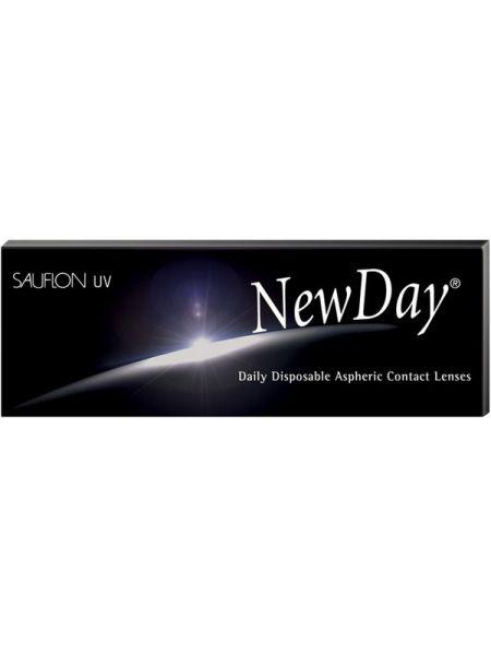 Контактные линзы New Day 30 линз (15 пар)