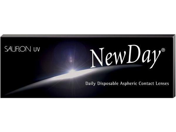 Контактные линзы New Day (30 линз)