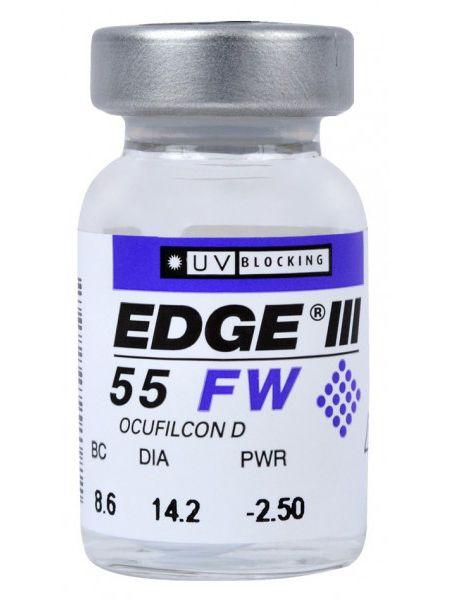 Контактные линзы Edge III 55 FW (1 линза)