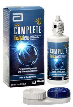 Раствор AMO Complete RevitaLens 60 мл + контейнер