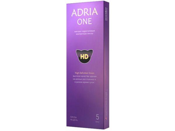 Контактные линзы Adria ONE (5 линз)