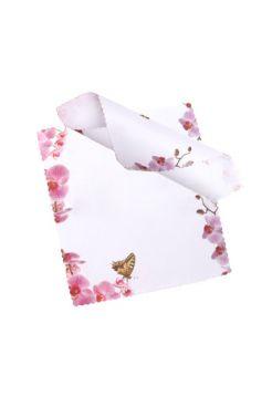 MF Салфетка Орхидея+бабочка