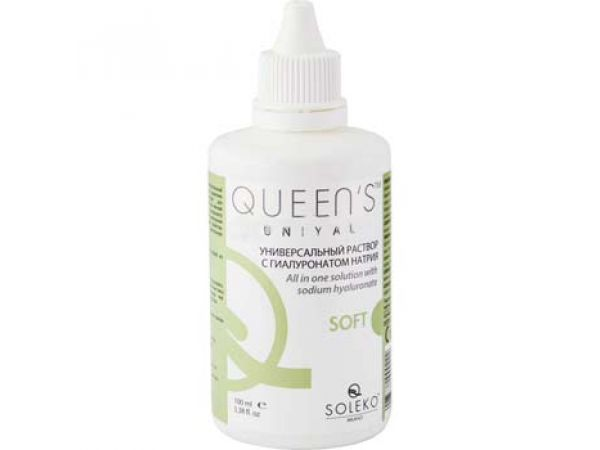Раствор Soleko S.P.A Queen's UniYal 100 ml