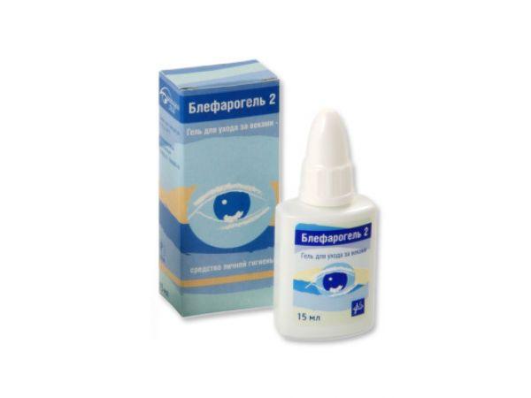 Бады Гель для векБлефарогель 2, 15 ml