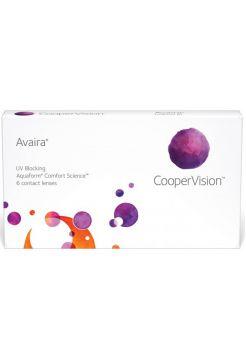 Контактные линзы Avaira 6 линз