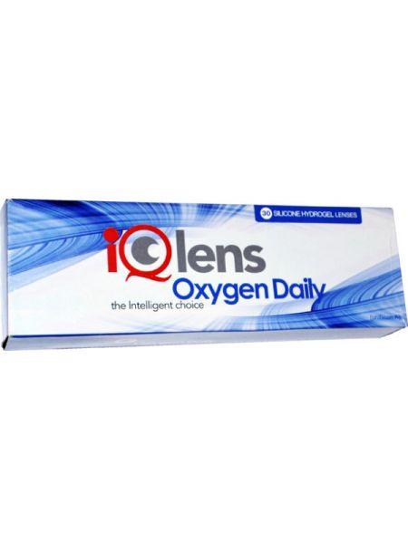 Контактные линзы IQlens Oxygen Daily 30 шт