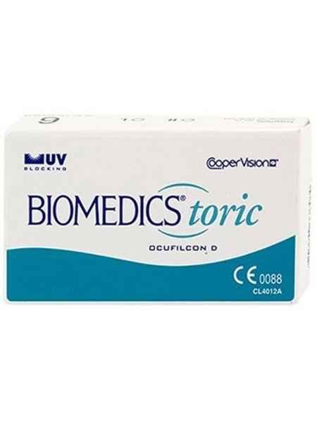 Торические линзы Biomedics Toric 55 (1 линза)