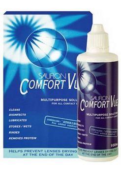 Раствор Comfort Vue 100 ml+ контейнер