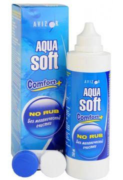 Раствор Aqua Soft Comfort+ 250 мл + контейнер