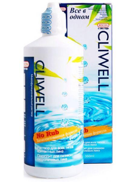 Раствор Cliwell 120 мл