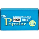 Контактные линзы High Time 55 UV Popular