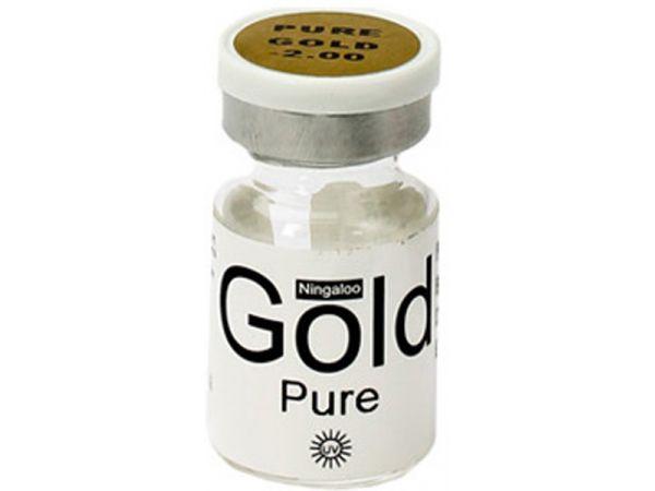 Оттеночные линзы Ningaloo Gold (1 линза)