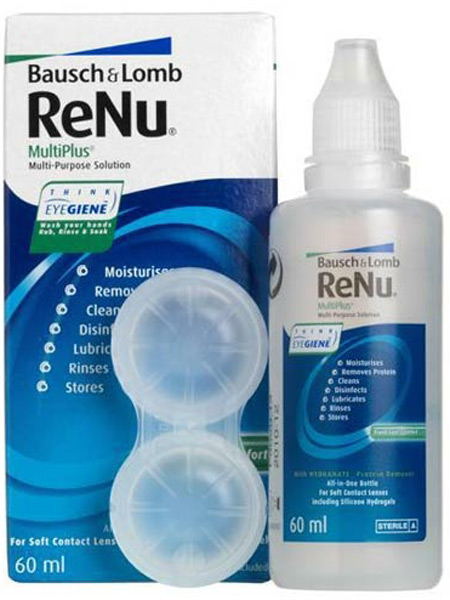 Раствор Renu Multiplus 60 ml