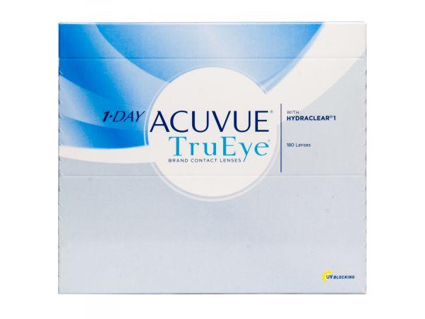 Контактные линзы 1-Day Acuvue TruEye 180 линз