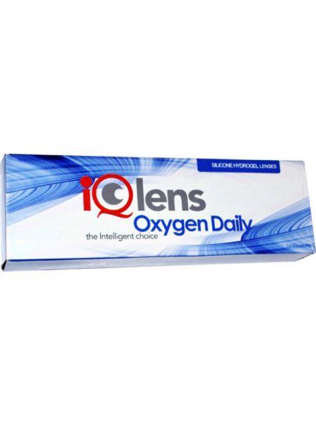 Контактные линзы IQlens Oxygen Daily 10 линз (5 пар)