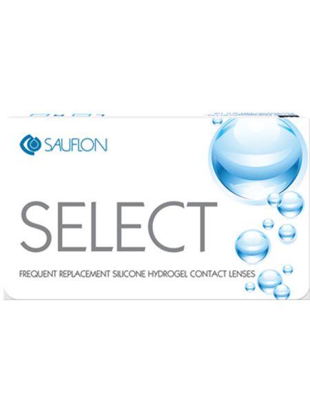 Контактные линзы Select 6 линз (3 пары)