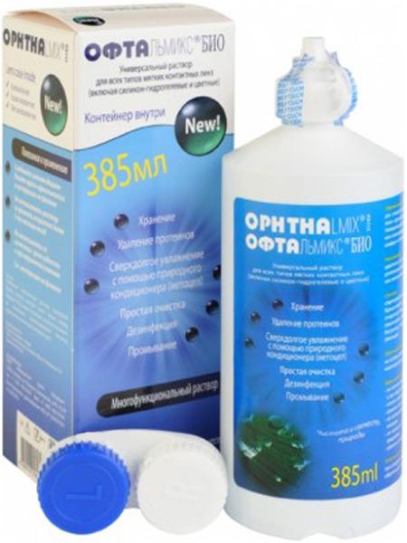 Раствор Офтальмикс Био 385 ml