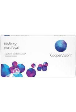 Контактные линзы Biofinity Multifocal (3 линзы)