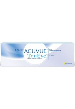 Контактные линзы 1-Day Acuvue TruEye 30 линз