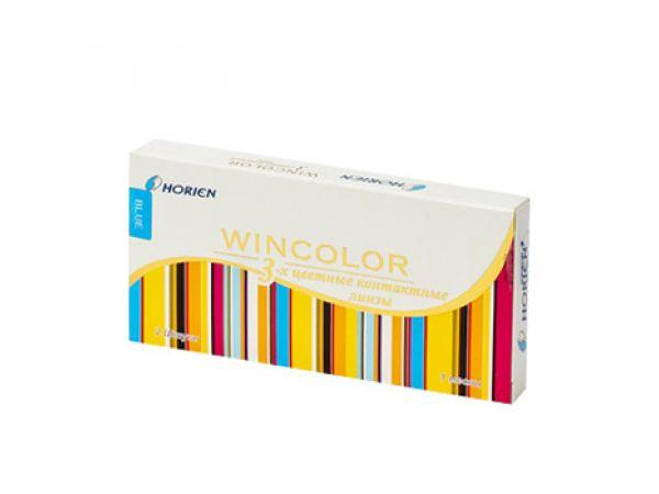 Контактные линзы Wincolor 2 линзы (1 пара)