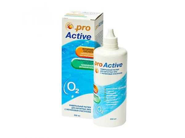 Раствор OptiMed Pro Active 125 ml