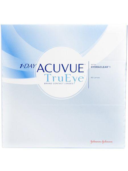 Контактные линзы 1-Day Acuvue TruEye 90 линз