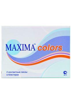 Контактные линзы Maxima Colors (2 линзы)