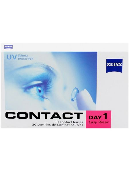 Цветные линзы Contact Day 1 30 шт.