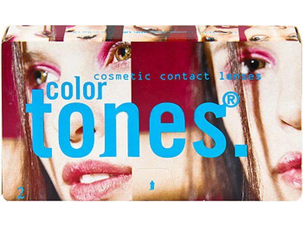 Цветные линзы Color Tones 2 линзы (1 пара)