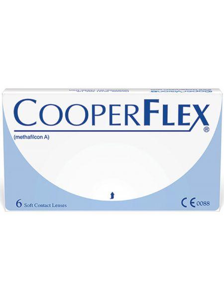 Контактные линзы CooperFlex 6 линз (3 пары)