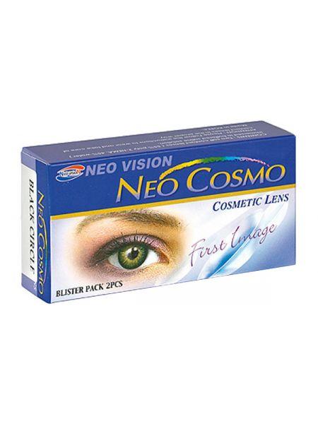 Контактные линзы Neo Cosmo One-Tone 2 шт.