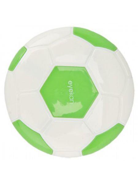 Набор 4 пр. А-8062 Футбольный мяч (салатовый)