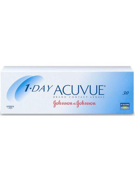 Контактные линзы 1-Day Acuvue 30 линз (15 пар)