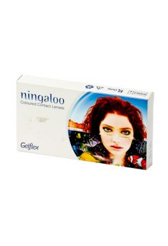 Цветные линзы Ningaloo (3-х тоновые) (2 линзы)