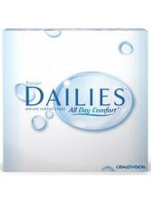 Контактные линзы Focus Dailies All Day Comfort 90 линз (45 пар)