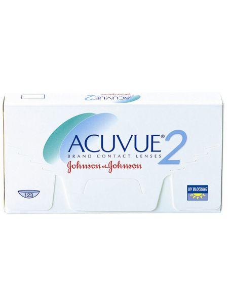 Контактные линзы Acuvue 2 (6 линз)