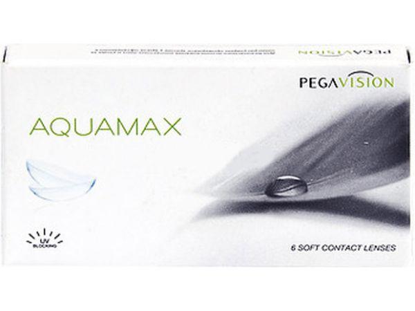 Контактные линзы Aquamax (6 линз)
