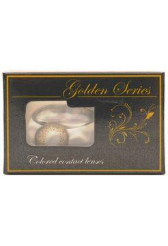 Цветные линзы Офтальмикс Butterfly Golden 2 линзы (1 пара)